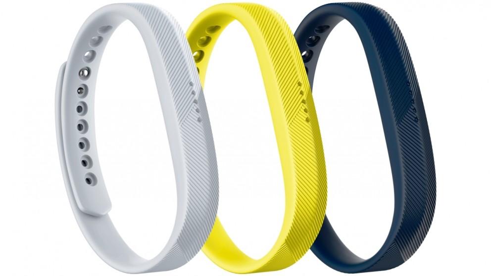 Fitbit Flex 2 3-Pack Sport Classic Wristband