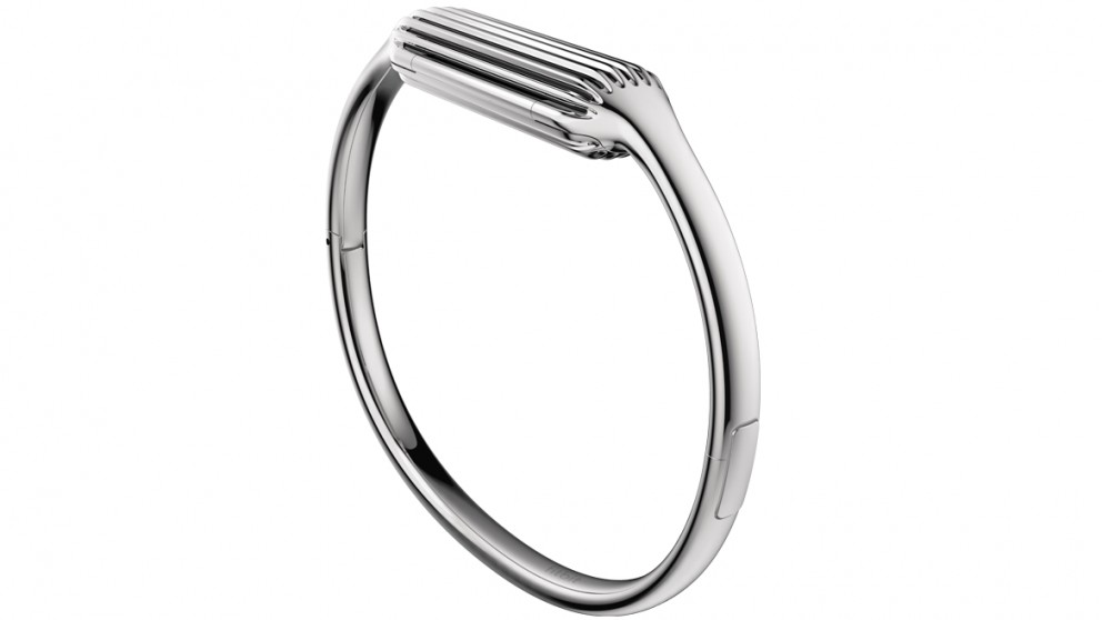 Fitbit Flex 2 Large Accessory Bangle - Silver
