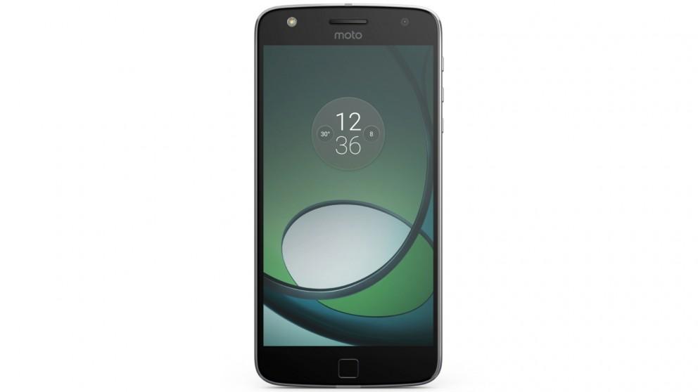 moto play z. moto z play smartphone 32gb - black
