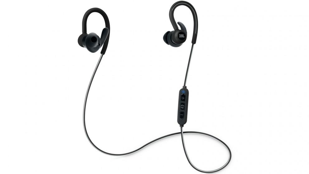 JBL Reflect Contour Wireless In-Ear Sport Headphone - Black