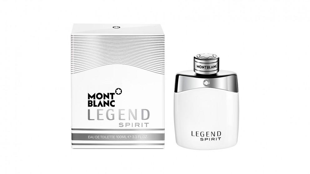 Legend Spirit by Montblanc for Men (100ml) EDT