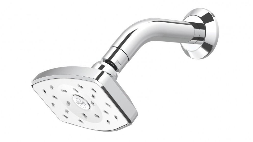 Methven Waipori Satinjet Wall Shower on Arm