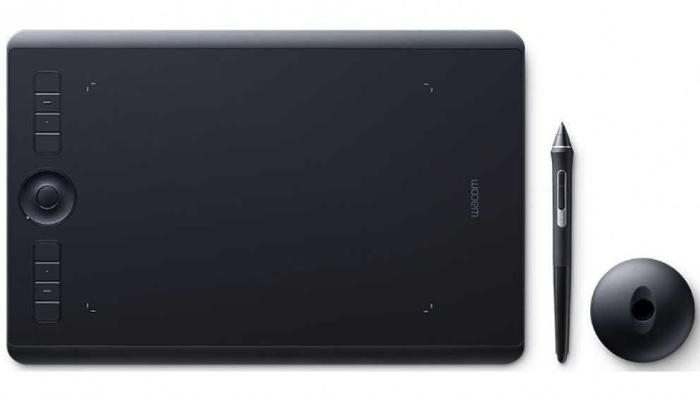 Wacom Intuos Pro Pen Medium Tablet - Black