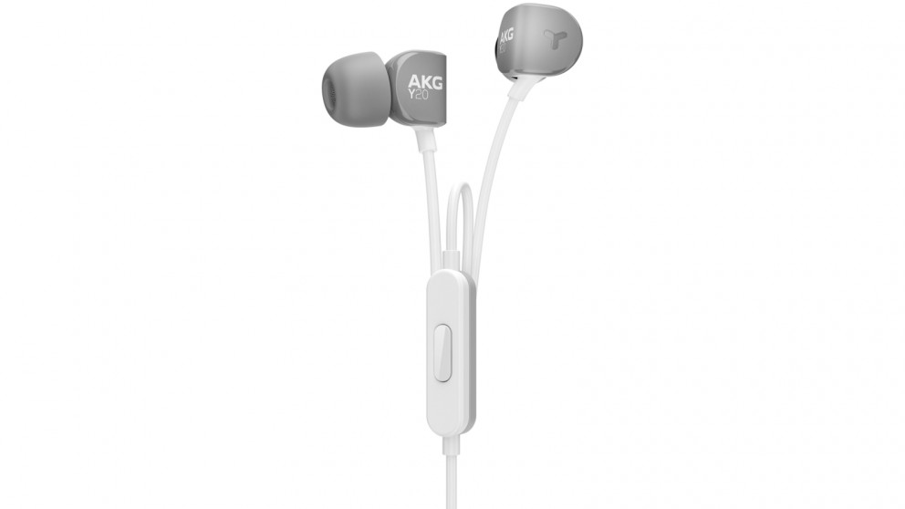 AKG Y20U In-Ear Headphone - Grey