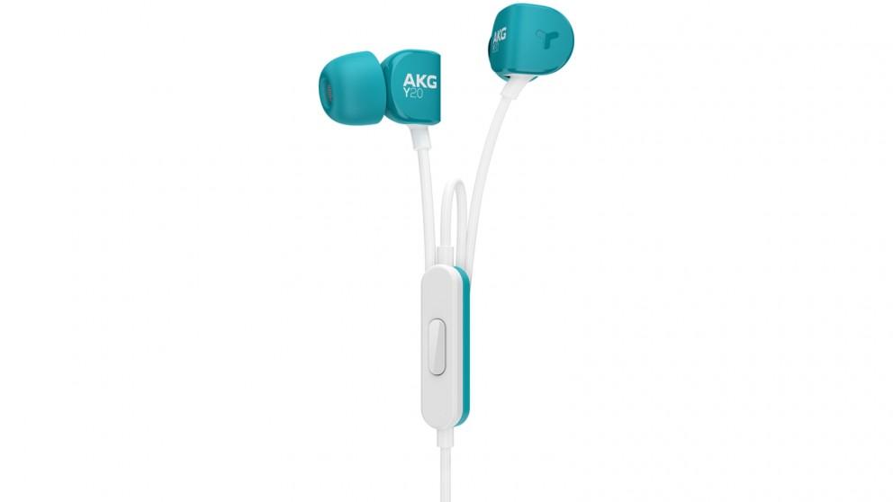AKG Y20U In-Ear Headphone - Teal