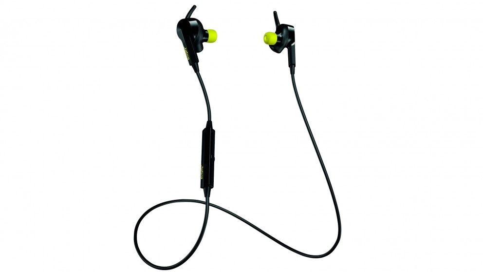Jabra Sport Pulse Special Edition In-Ear Headphone - Black