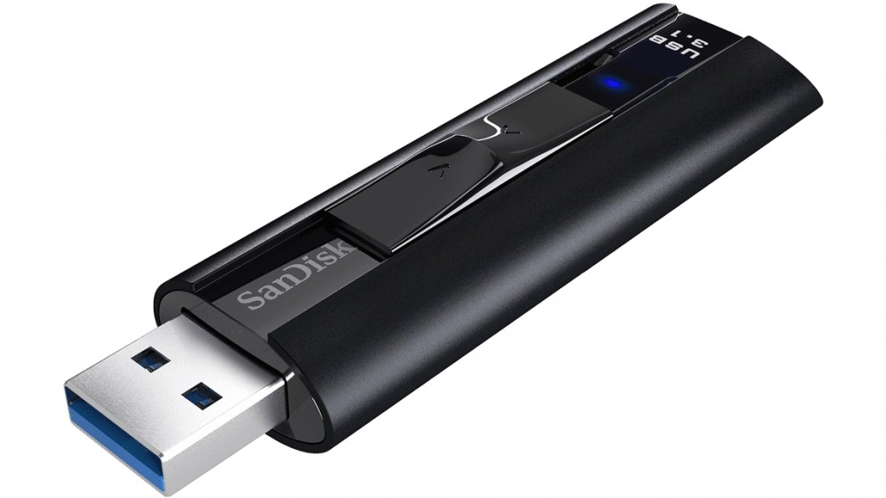 SanDisk Extreme Pro 128GB USB 3.1 Flash Drive