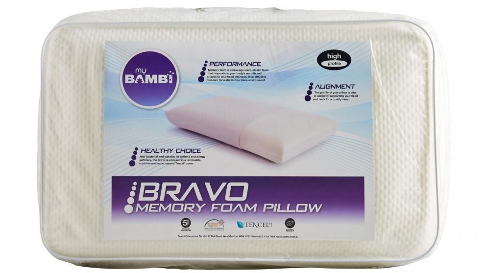 Bambi Bravo Memory Foam Pillow