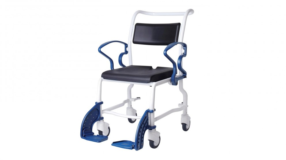 Rebotec Oslo - Transfer and Shower Wheelchair