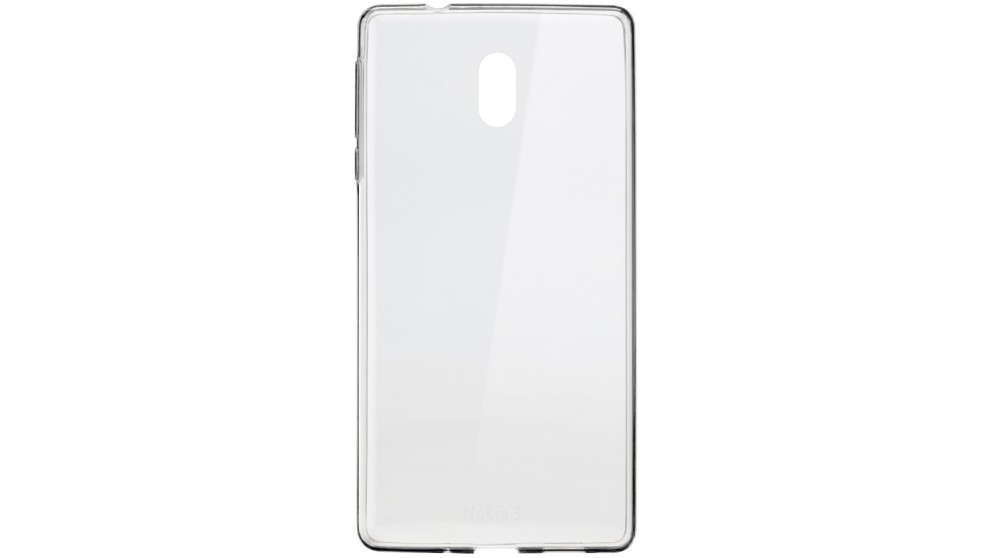 Nokia 3 Soft Shell Cover