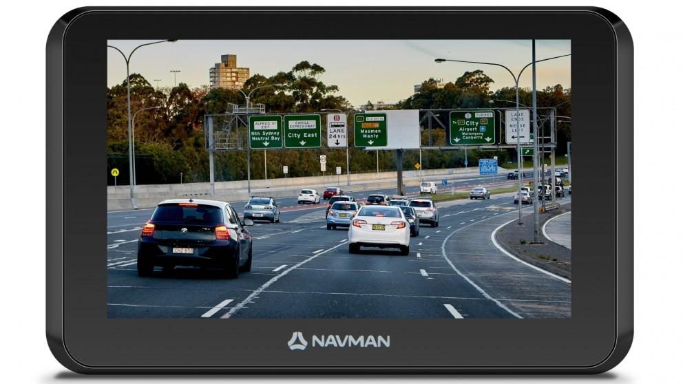 Navman DRIVE DUO GPS Navigator with Built-in Dash Camera