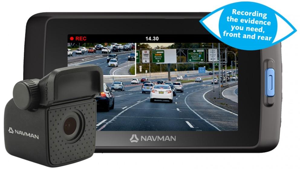 Navman MiVue 530 Dashcam Review - overland-live.blogspot.com