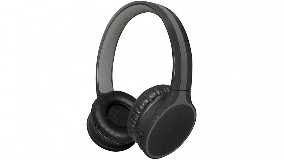 Raw Audio Lounge 2.0 Wireless On-Ear Headphones - Black