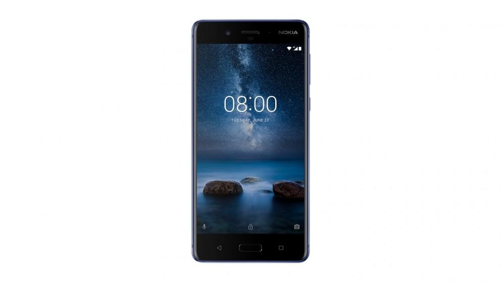 Nokia 8 64GB - Polished Blue