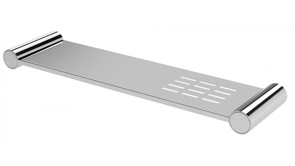 Phoenix Vivid Slimline 370mm Shower Shelf - Chrome