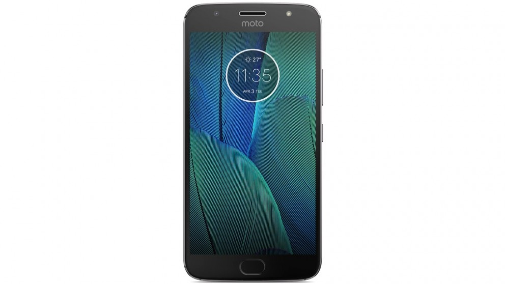 Moto G5S Plus 32GB - Lunar Grey