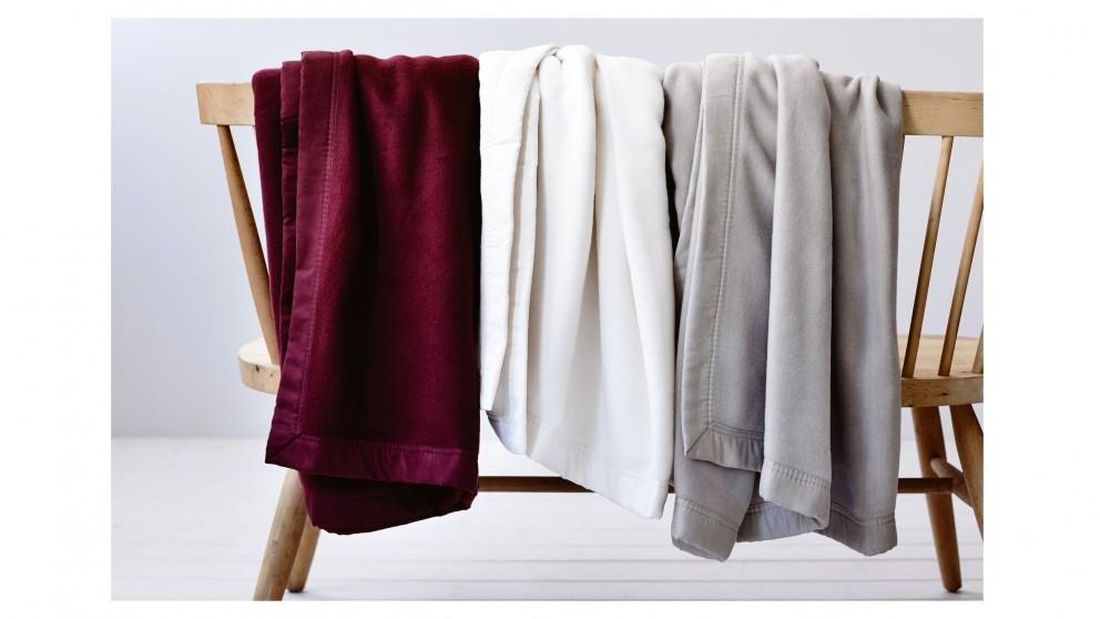 Gainsborough Luxury Soft Touch Blanket