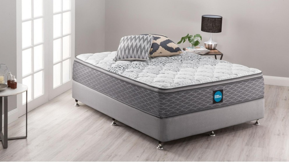 Sleepmaker Support Comfort Plush Queen Ensemble