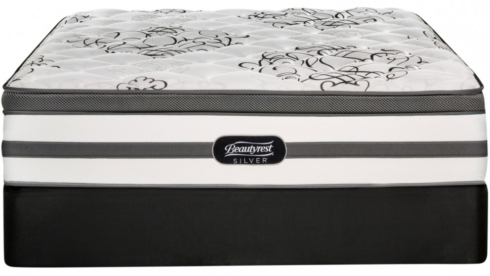 Beautyrest Silver Naples Medium Super King Ensemble