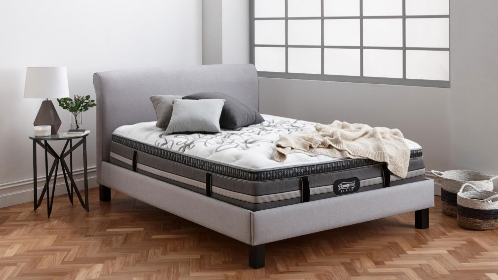 Beautyrest Black Tribeca Plush Double Mattress