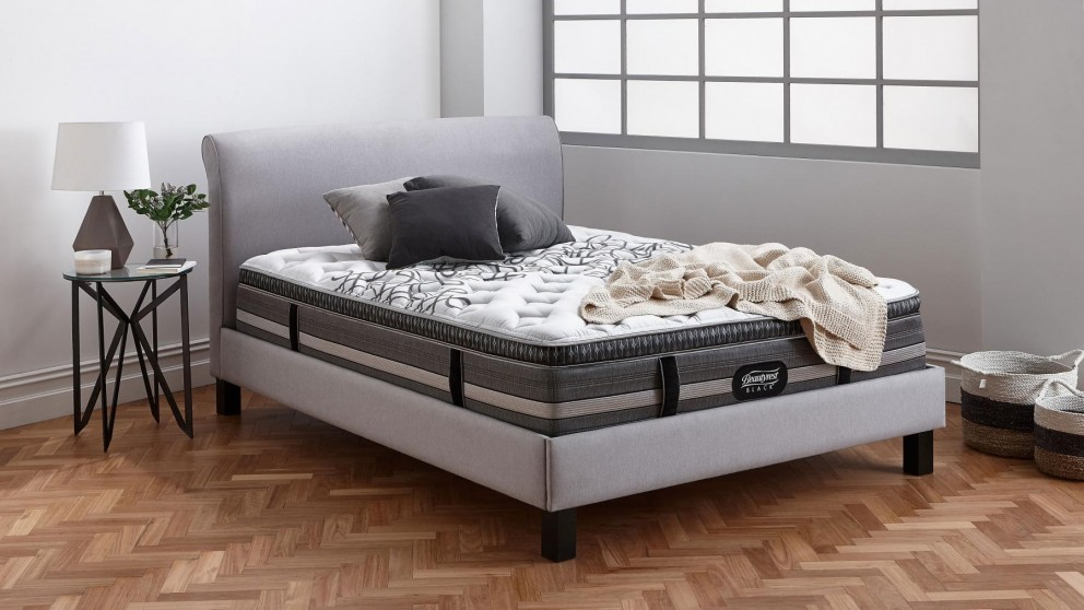 Beautyrest Black Carrington Firm Long Single Mattress