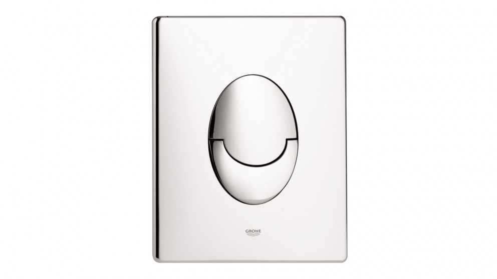Grohe Air Chrome Dual Flushplate