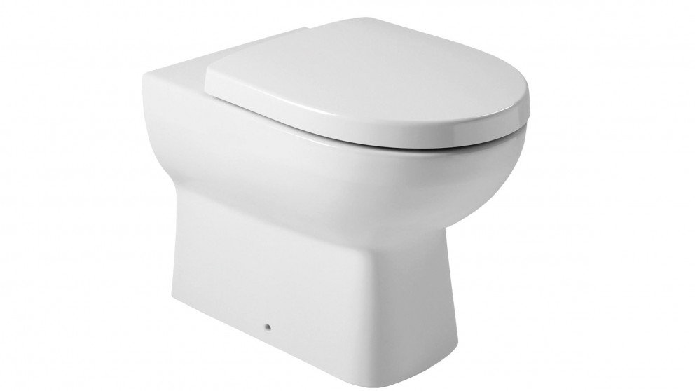 Kohler Panache Wall Faced Toilet with Oval Face Plate - PTR