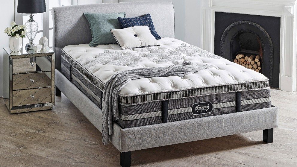 Beautyrest Black Georgia Medium Queen Mattress