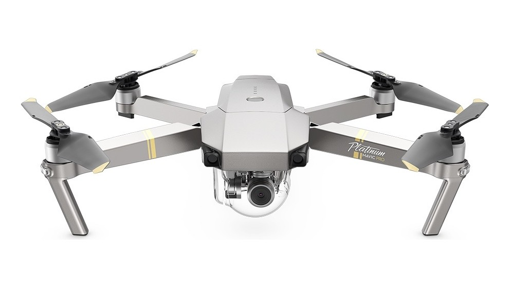 Buy DJI Mavic Pro Platinum Drone | Harvey Norman AU
