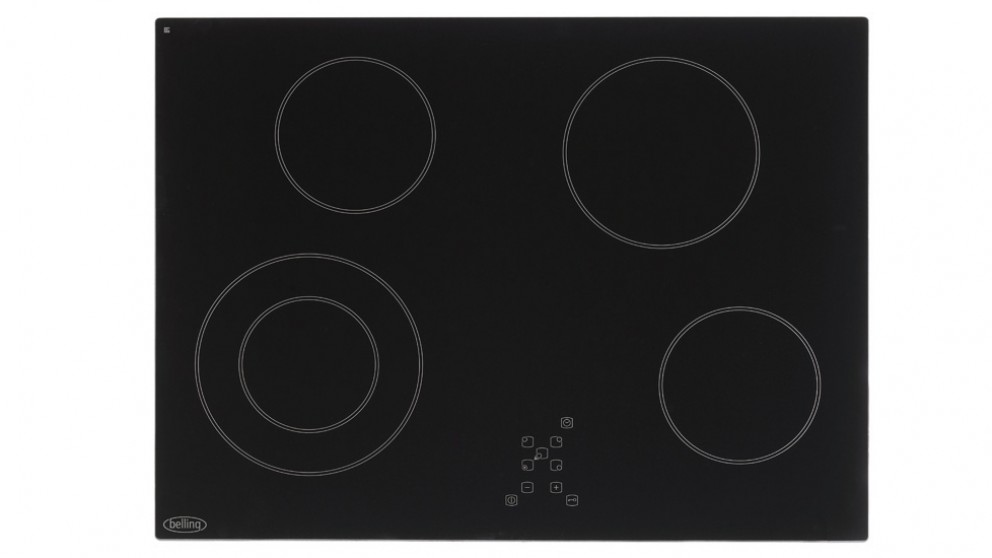 Belling 700mm Ceramic Touch Control Cooktop - Black