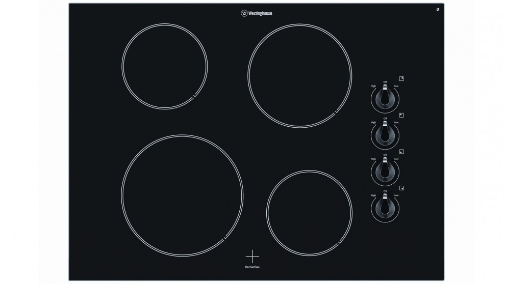 Westinghouse 700mm 4 Zone Ceramic Electric Cooktop
