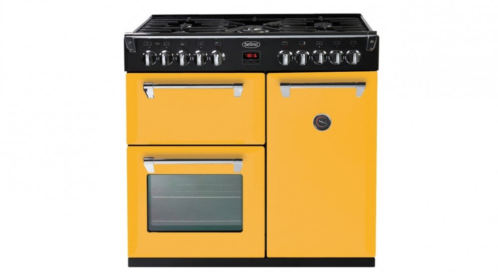Buy Belling 900mm Richmond Colour Boutique Dual Fuel Range