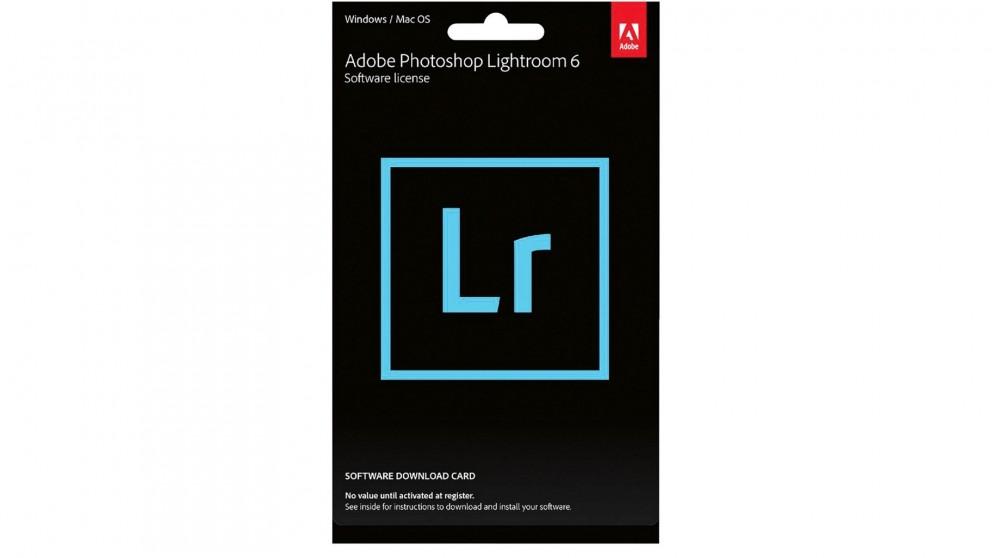Adobe Lightroom 6 MLP