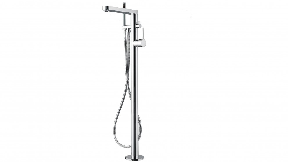 Buy Linsol Emily Freestanding Bath Mixer with Hand Shower | Harvey ...