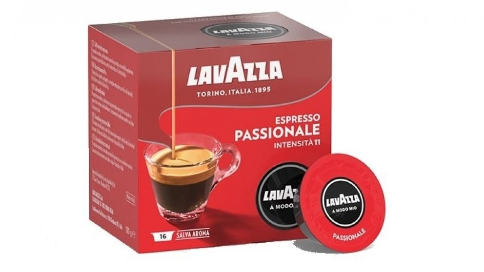 Lavazza Passionale Coffee Capsules - 16 Pack