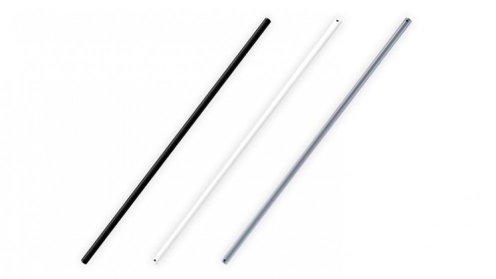 Ventair 90cm Extension Rods for Spyda Ceiling Fans - White