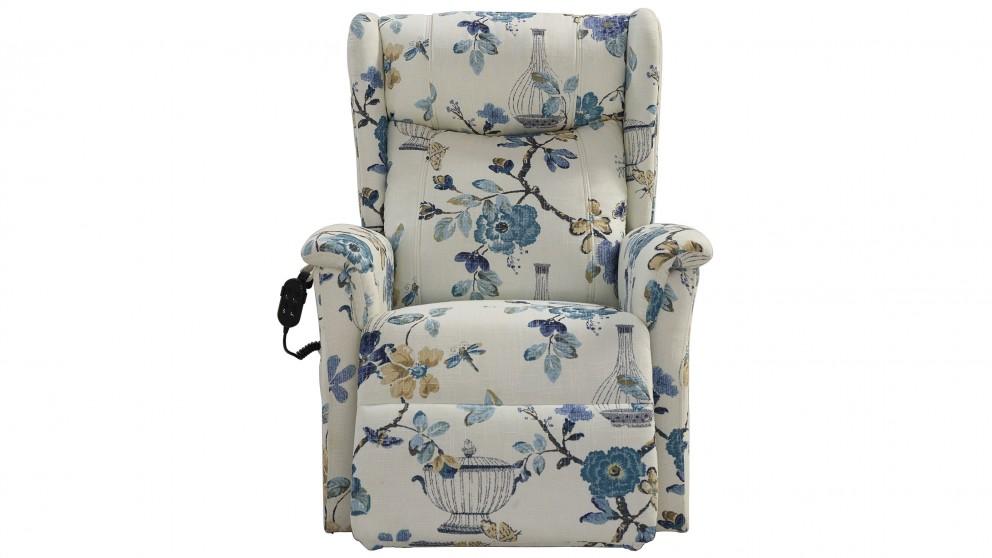 Dusty Fabric Dual Motor Lift Chair