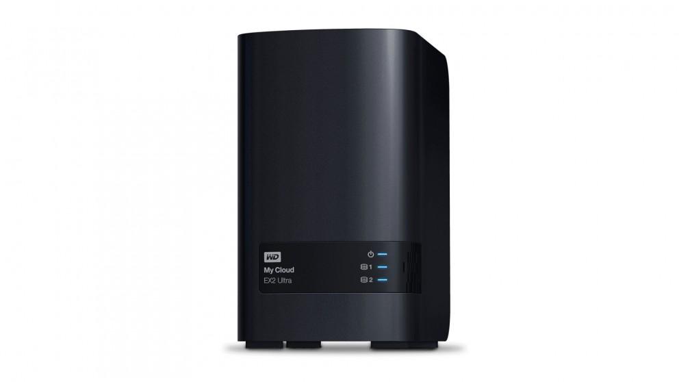 WD My Cloud EX2 Ultra 4TB Network Hard Drive