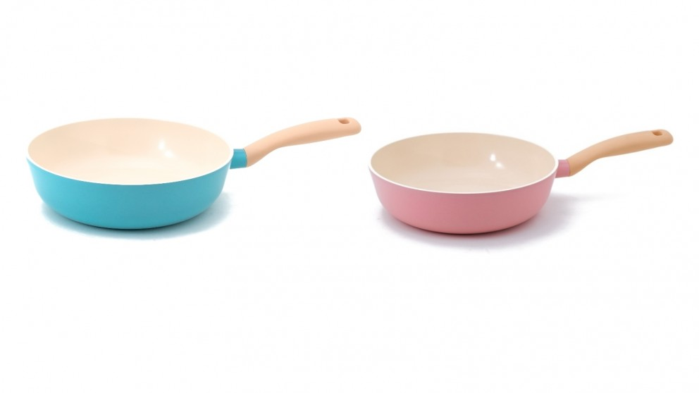 Neoflam Retro 26cm Chef Pan 3.3L Induction