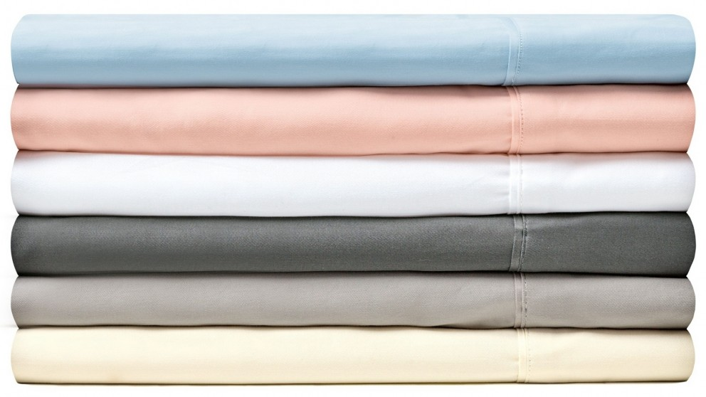 L'Avenue 300TC Double Sheet Set - Cream