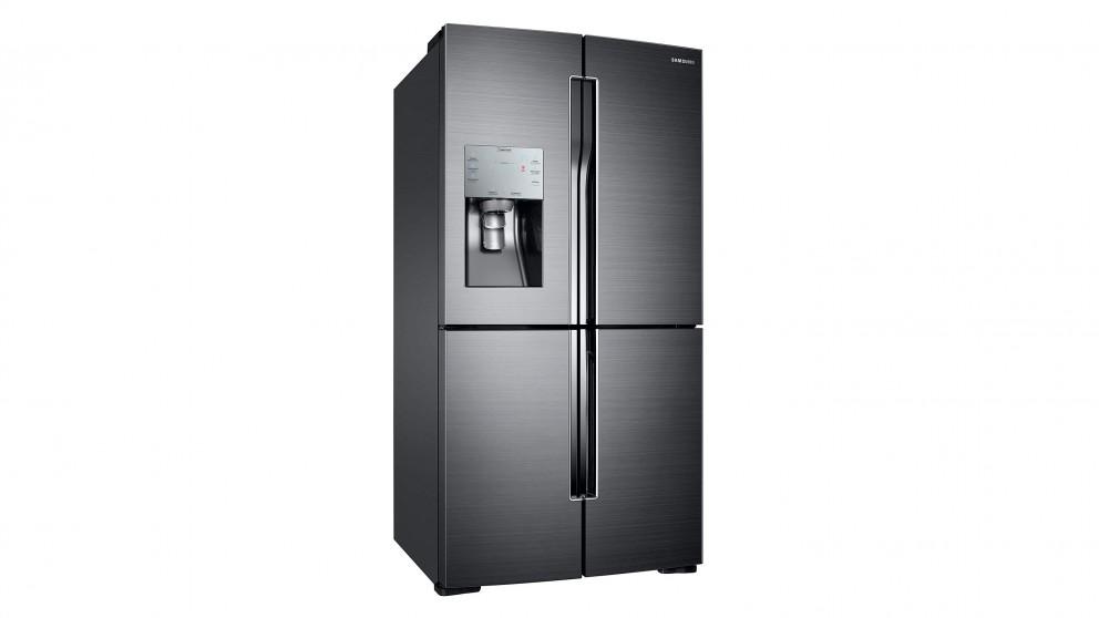 Samsung 867l 4 Door French Door Fridge Black Appliances
