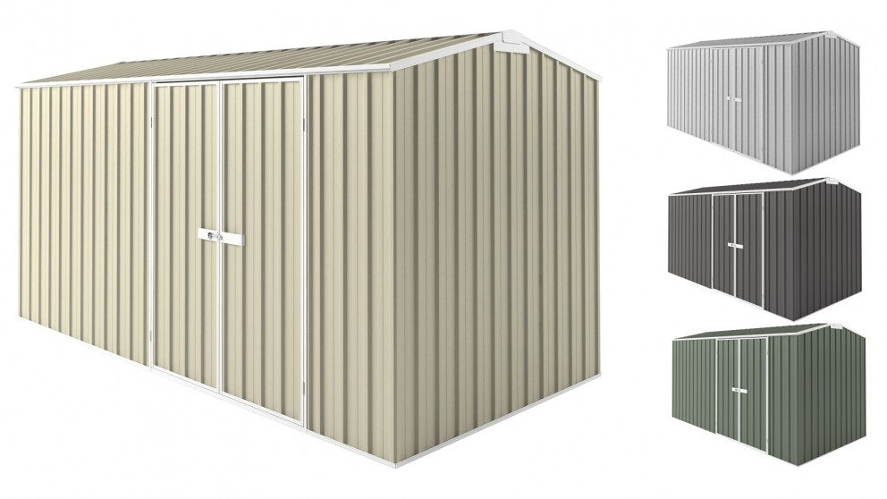 EasyShed Tall Gable Truss Garden Shed