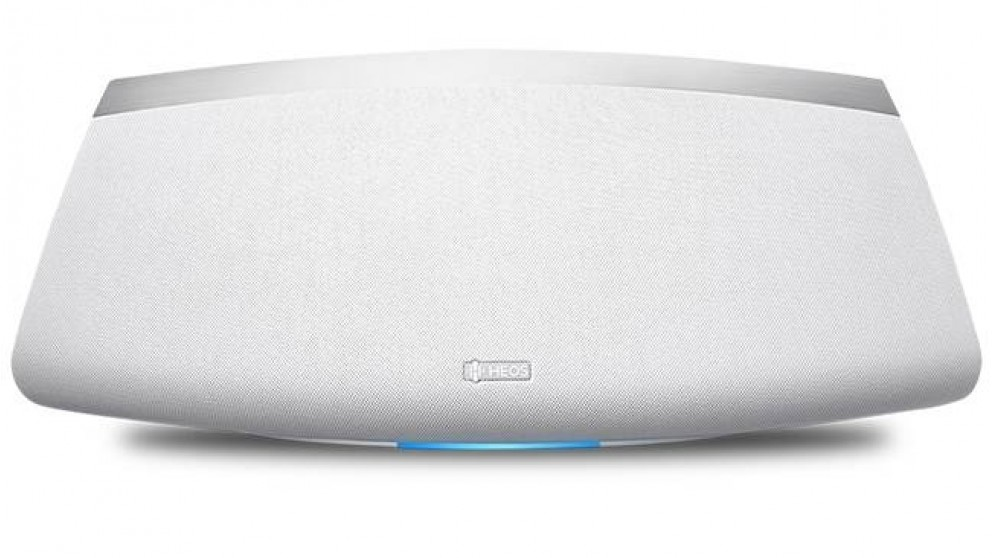 Heos 7 by Denon High Resolution Audio Wireless Speaker - White