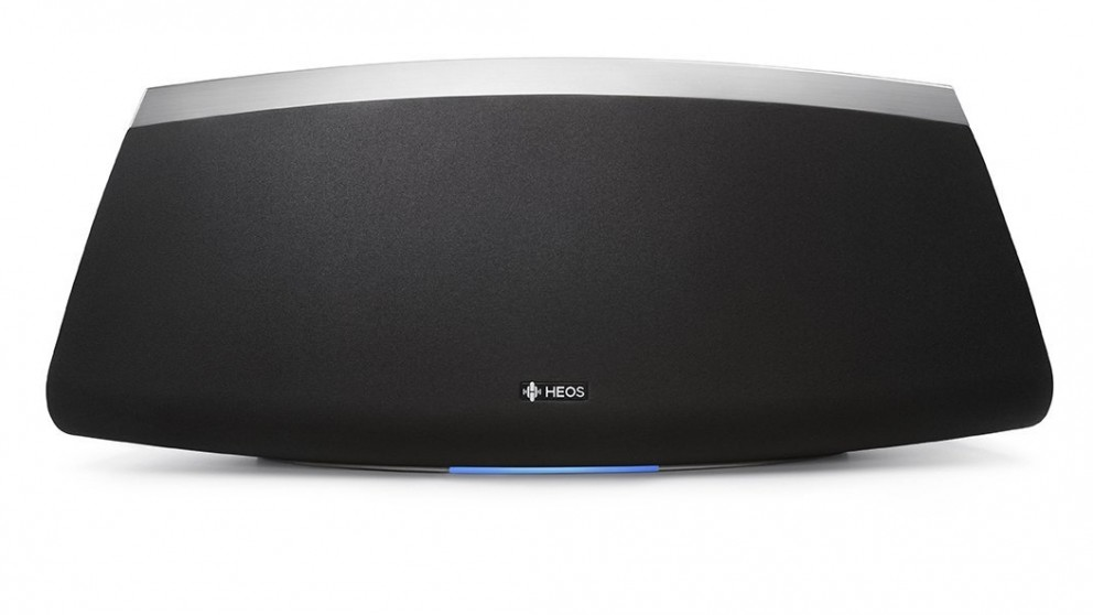 Heos 7 by Denon High Resolution Audio Wireless Speaker - Black