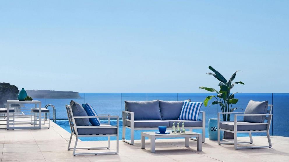 Breeza 4 Piece Outdoor Lounge Setting   Outdoor Lounges   Outdoor Living    Furniture, Outdoor U0026 BBQs | Harvey Norman Australia Part 80