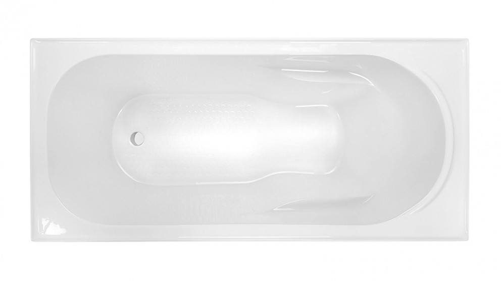 Decina Prato 1520mm Ripple Base Bath
