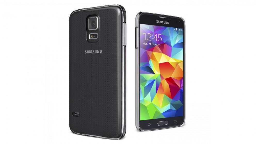 Cygnett AeroGrip Crystal Case For Samsung Galaxy S5