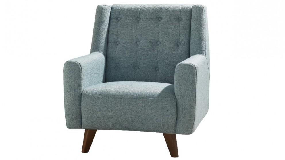 Buy Mimosa Fabric Armchair | Harvey Norman AU