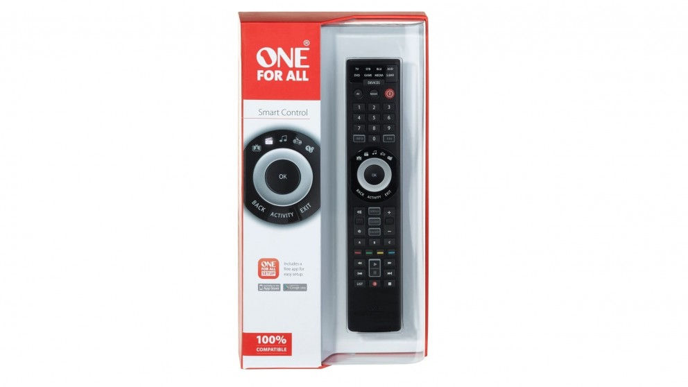 One For All Smart Control 8 Remote
