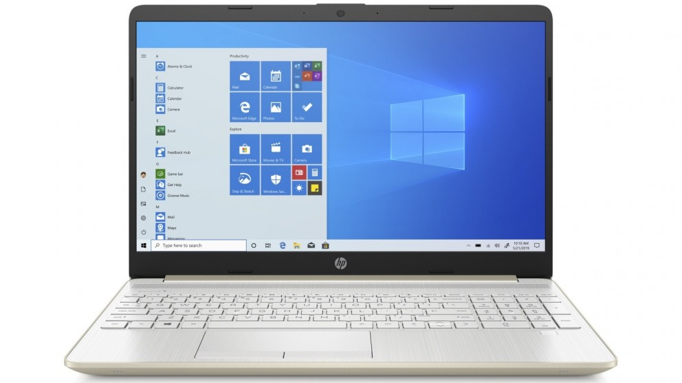 HP 15.6-inch i5-1035G1/8GB/256GB SSD Laptop